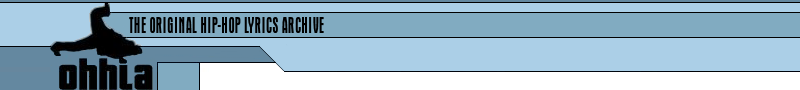 The Original Hip-Hop Lyrics Archive - OHHLA.com